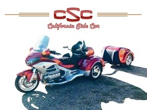 Link to California Sidecar Trike Conversions page